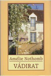Vádirat - Nothomb, Amélie - Régikönyvek