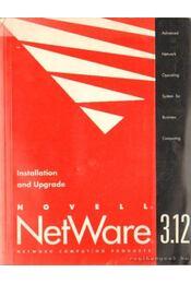 Novell NetWare 3.12 - Régikönyvek