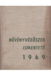 Növényvédőszer ismertető 1969 - Régikönyvek