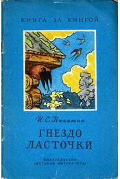 Fecskefészek (orosz) - Nyikitin, Ivan - Régikönyvek