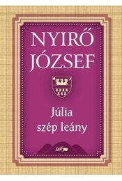 Júlia szép leány - Nyirő József - Régikönyvek
