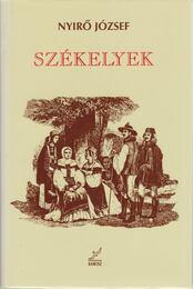 Székelyek - Nyirő József - Régikönyvek