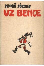 Uz Bence - Nyirő József - Régikönyvek