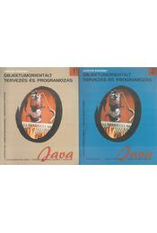 Objektumorientált tervezés és programozás - Java I-II. - Angster Erzsébet - Régikönyvek