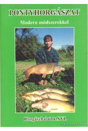 Pontyhorgászat - Oggolder Gergely - Régikönyvek