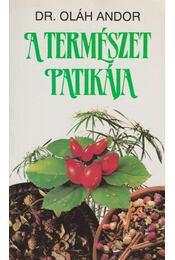 A természet patikája - Oláh Andor - Régikönyvek