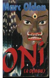 Oni - Olden,Marc - Régikönyvek