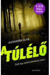 A túlélő - Oliva, Alexandra - Régikönyvek