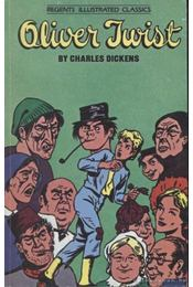 Oliver Twist - Charles Dickens - Régikönyvek
