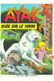 Ayak: Ruée sur le Yukon - Ollivier, Jean - Régikönyvek