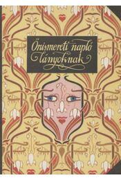 Önismereti napló lányoknak - Régikönyvek