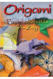Origami - Régikönyvek