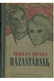 Házastársak - Örkény István - Régikönyvek