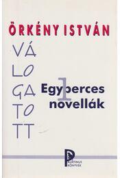 Válogatott egyperces novellák - Örkény István - Régikönyvek
