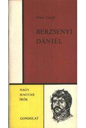 Berzsenyi Dániel - Orosz László - Régikönyvek