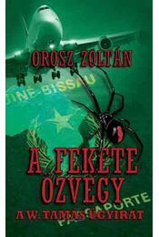 A Fekete Özvegy - Orosz Zoltán - Régikönyvek