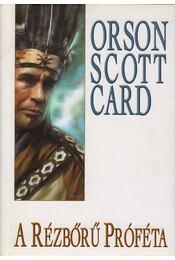 A rézbőrű próféta - Orson Scott Card - Régikönyvek