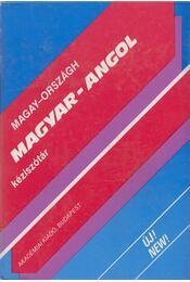 Magyar-angol kéziszótár - Országh László, Magay Tamás - Régikönyvek