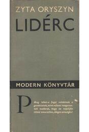 Lidérc - Oryszyn, Zyta - Régikönyvek