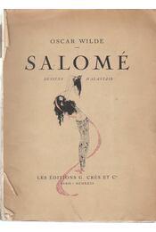 Salomé - Oscar Wilde - Régikönyvek
