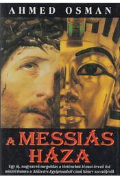 A Messiás háza - Osman, Ahmed - Régikönyvek