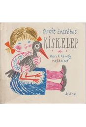 Kiskelep - Osvát Erzsébet - Régikönyvek