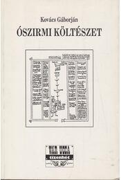 Ószirmi költészet - Kovács Gáborján - Régikönyvek