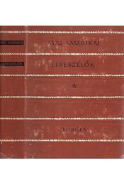 Mai amerikai elbeszélők - Ottlik Géza - Régikönyvek
