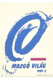 Mozgó világ 1989/2. - P. Szűcs Julianna - Régikönyvek