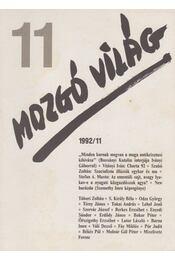 Mozgó Világ 1992/11 - P. Szűcs Julianna - Régikönyvek
