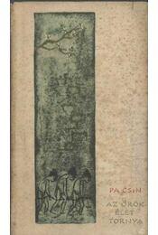 Az örök élet tornya - Pa Csin - Régikönyvek