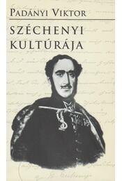 Széchenyi kultúrája - Padányi Viktor - Régikönyvek