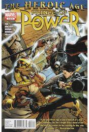 Heroic Age: Prince of Power No. 3 - Pak, Greg, Fred Van Lente, Brown, Reilly, Howard, Zach - Régikönyvek