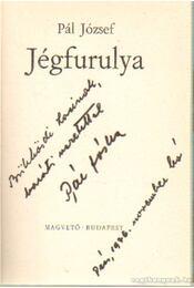 Jégfurulya - Pál József - Régikönyvek
