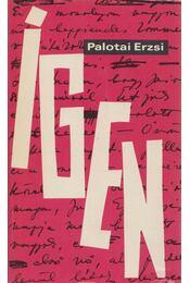 Igen - Palotai Erzsi - Régikönyvek