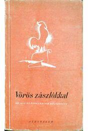 Vörös zászlókkal - Pándi Pál - Régikönyvek