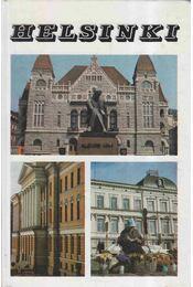 Helsinki - Pap Éva - Régikönyvek