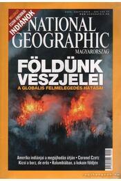 National Geographic Magyarország 2004. Szeptember 9. szám - Papp Gábor - Régikönyvek