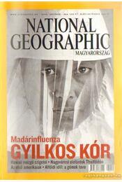 National Geographic Magyarország 2005. október 10.szám - Papp Gábor - Régikönyvek