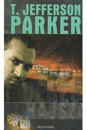 Véres hajsza - Parker, T. Jefferson - Régikönyvek