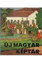 Új Magyar Képtár - Pásztói Margit (főszerk.) - Régikönyvek