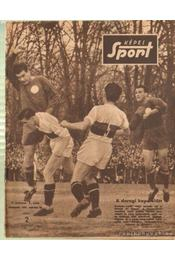 Képes Sport 1957. IV. évfolyam (hiányos) - Pásztor Lajos - Régikönyvek