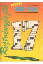Rejtvényfejtő mini szó-tár 17. - Pásztor Pál - Régikönyvek