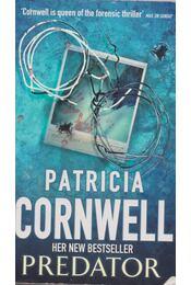 Predator - Patricia Cornwell - Régikönyvek