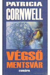 Végső mentsvár - Patricia Cornwell - Régikönyvek
