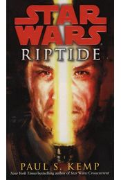 Star Wars - Riptide - Paul S. Kemp - Régikönyvek