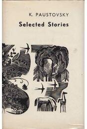 K. Paustovsky's Selected Stories - Pausztovszkij, Konsztantyin - Régikönyvek