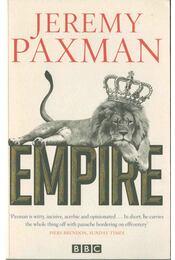 Empire - Paxman, Jeremy - Régikönyvek