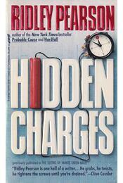 Hidden Charges - Pearson, Ridley - Régikönyvek