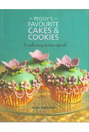 Peggy's Favourite Cakes & Cookies - Peggy Porschen - Régikönyvek